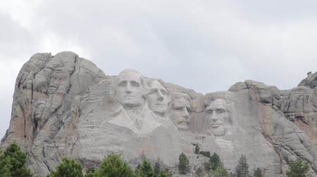 montar : Mount Rushmore Monument, South Dakota, USA