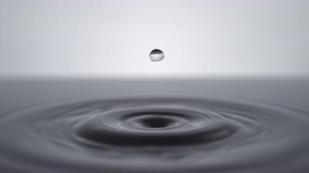 kapička : Water drop shot with high speed camera, phantom flex 4K.