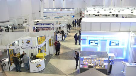 spawacz : KAZAN, RUSSIA, 9 DECEMBER 2016, 15th International Specialised Exhibition. Mechanical Engineering. Metalworking. 10th International Exhibition. Technowelding.