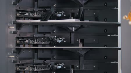 nakladatelství : Print press equipment in the printing house