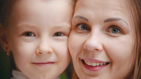 podobný : Two caucasian women - mother and daughter - smiling