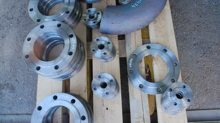 flange : Wood Pallet with Different Type of Flanges