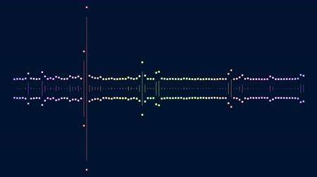 frekans : Frequency band of an audio file