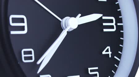 minute hand : Clock time lapse 5