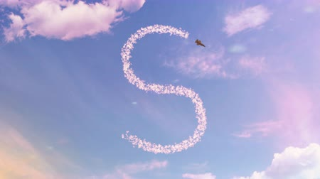 You will be rich. A dollar sign drawn in the sky by three jets Dostupné videozáznamy