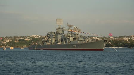 donanma : Parade of warships Russia - Russian Navy Day