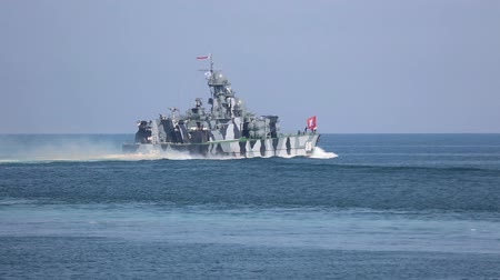 donanma : warships out of the Sevastopol base in fighting campaign