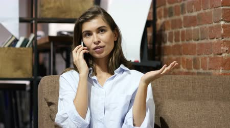 speaking : Business Talk on Phone by Girl