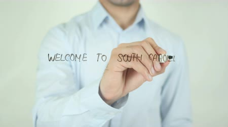 sobota : Welcome to South Carolina, Writing On Screen Dostupné videozáznamy