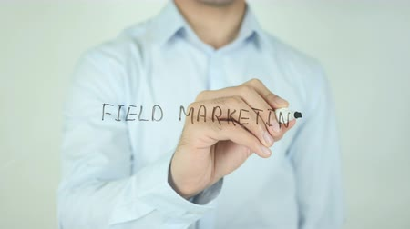 criar : Field Marketing, Writing On Transparent Screen