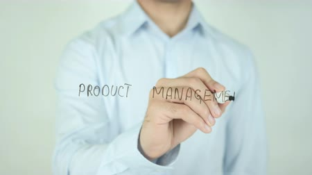 detailhandel : Product Management, Schrijven Op Transparent Screen