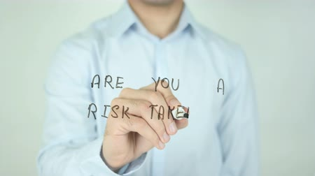 olasılık : Are You a Risk Taker?, Writing on Screen