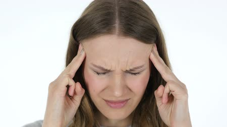 hüsran : Headache, Woman with High Blood Pressure