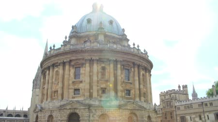 universiteit : Buiten Mening van Oxford Radcliffe Camera