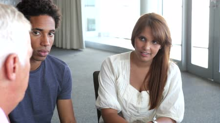 counselling : Young Couple Having Counselling Session