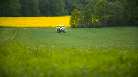 carcinogenic : Spreading Pesticides in Springtime
