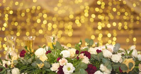 masa örtüsü : Beautiful Wedding Decorations. Luxury Wedding Event