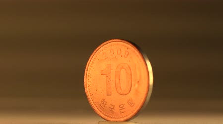 мята : 10 Cents Korean Coin The best additional coin collection of 10 won coin.