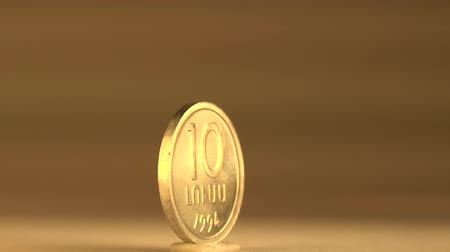 мята : Armenian 10 Cent Coin Collection Item This 10 cent from Armenia is one of a kind collection item must have.
