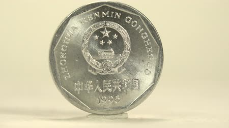 irys : 1 Chinese Jiao Coin A great looking one yi-jiao coin of China.