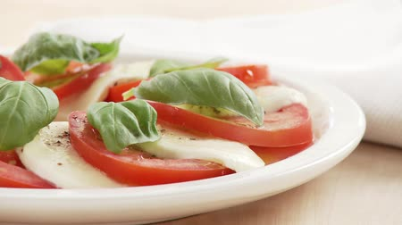 specialties : Insalata caprese (tomato, mozzarella and basil salad)