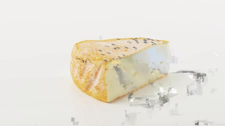 lavado : Red washed rind cheese with paper