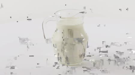 outlinable : A jug of milk