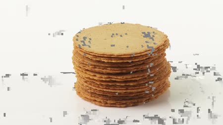 outlinable : Crackers, stacked