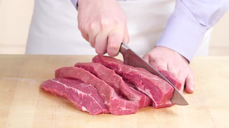origens : Slicing beef