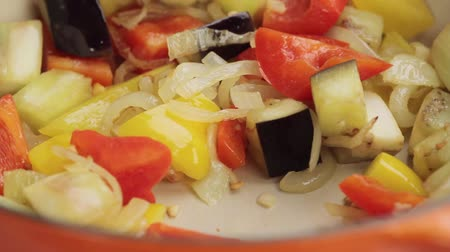 specialties : Ratatouille in a white bowl