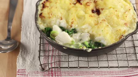 specialties : Fish pie (England)