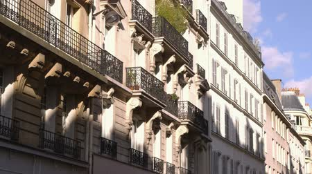 apartamento : French architecture seen from the street.