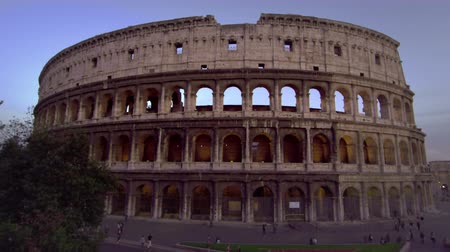 colloseum : Footage of the northwest corner of the Colosseums exterior,including the arch of Constantine. Filmed in Rome,Italy on May 6,2012