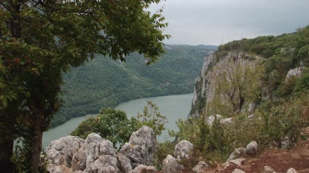 Дунай : Also known as the Danube Gorge. A Large rocky  canyon, with original sound of powerfull wind in the heoghts recorded. Danube is the biggest river in Europe. The gorge lies between Romania in the north and Serbia in the south. At this point, the river sepa