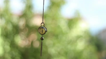 brain : Swinging watch does in fact fit the concept of eye fixation that is part of the classical hypnosis induction. Hypnosis is a mental state of relaxed consciousness in which the unconscious or subconscious parts of the mind can be more readily accessed than