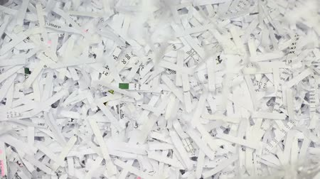paper shredder letters and documents