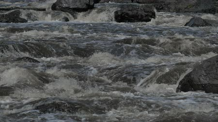 armoni : Ural river with rapid current