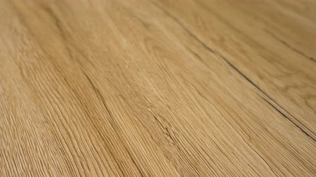 prkna : Oak wood flooring in dark clear natural color newly installed indoor house