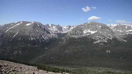 rochoso : Rocky Mountain National Park