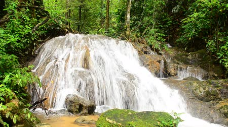 céu : waterfall in thai national park Thailand