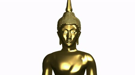 budist : Rotation of 3D buddha.