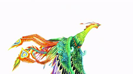 predatory bird : Flying Phoenix.bird,design,art,wing,abstract,nature,animal,feather,eagle,tribal,freedom,