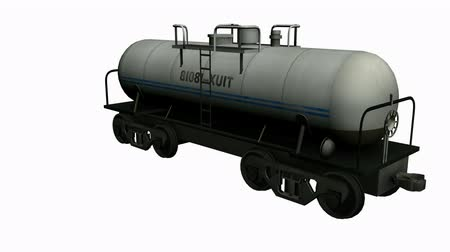 áruk : Rotation of 3D train tank.Tanker,locomotive,Oiltank,railroad,train,transportation,travel,passenger,