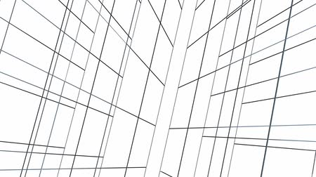 сетка : abstract grid lines tunnel,virtual tech internet background.