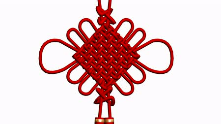 ıvır zıvır : Moving of 3D Chinese knot