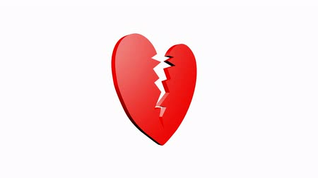 szomorúság : Rotation of heartbreak.Sad,Grief,pain,sadness,emotional,heartbreak,
