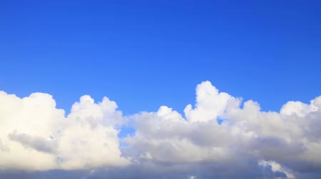 чистый : Beautiful sky and clouds in Okinawa