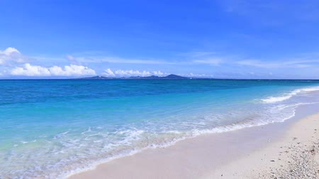 okinawa : Beautiful beach in Okinawa