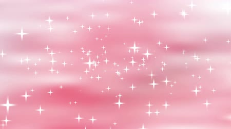 pink : Pink Stars Background