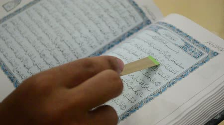 verse : Children reading quran